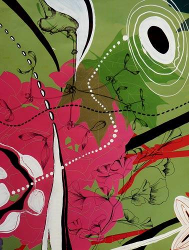 dessin et nature, illustration botanique - atelier avec veronique egloff