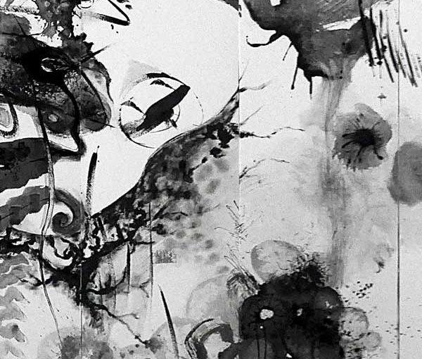 le syndrome de la page blanche, un an d'arrêt, une première toile