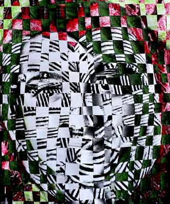 portrait masqué