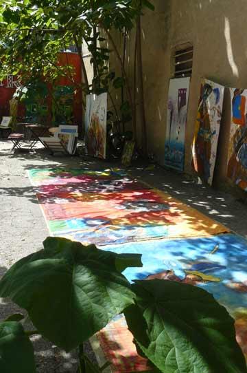 galerie-nomade-veronique egloff dans la rue 2