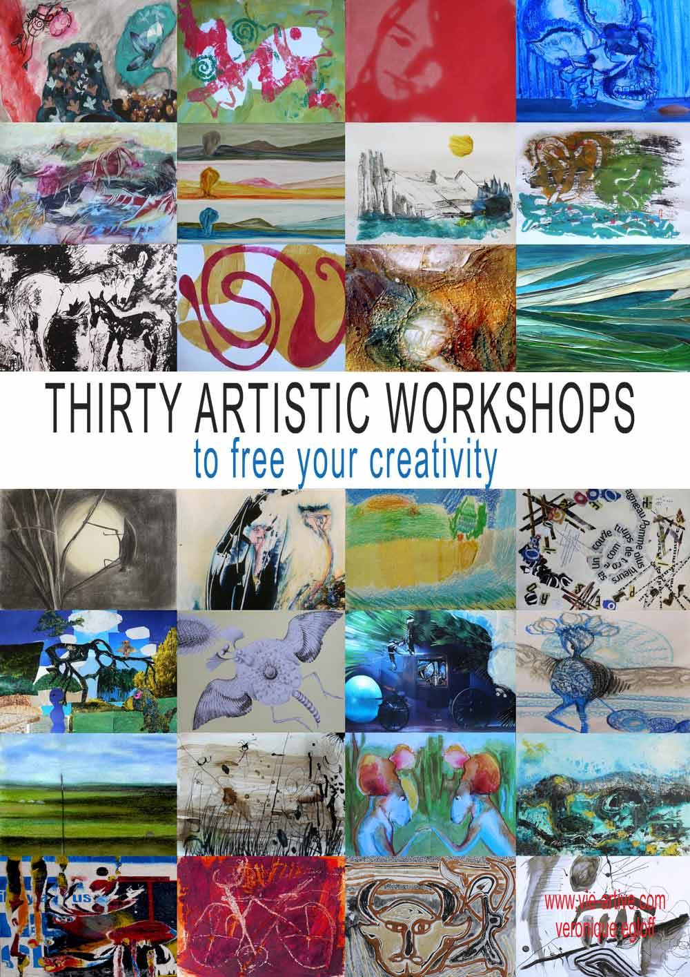 Artistic workshops