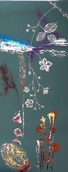Art, plants and global warming- veronique egloff
